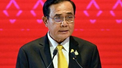 Photo of تايلاند تنفي إصابة رئيس وزرائها بفيروس كورونا