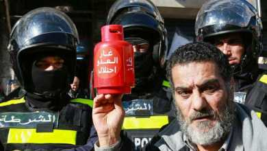 Photo of مظاهرات في الأردن رفضًا لبدء ضخ الغاز الإسرائيلي