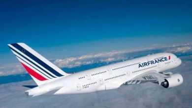 Photo of فرنسا تعلق رحلاتها الجوية فوق العراق وإيران