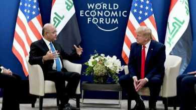Photo of مهمة صعبة أمام الرئيس العراقي لاسترضاء أمريكا وشركاء الداخل