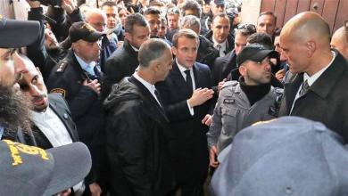 "Photo of على خطى ""شيراك"".. ماكرون يطرد الأمن الإسرائيلي من كنيسة بالقدس"