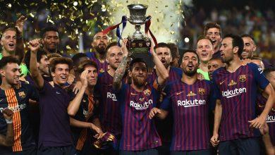Photo of الأربعاء.. انطلاق نسخة تاريخية من كأس السوبر الإسباني بالسعودية