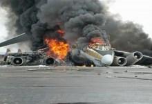 Photo of تحطم طائرة أمريكية على متنها 4 أشخاص بولاية كاليفورنيا