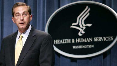 Photo of وزير الصحة: لا نستبعد ارتفاع عدد إصابات كورونا في أمريكا