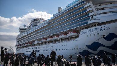 "Photo of أمريكا تتراجع عن جلب مصابي كورونا من سفينة ""دايموند برنسيس"""
