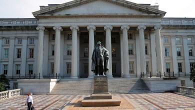 Photo of الخزانة الأمريكية تعتزم بيع سندات بقيمة 84 مليار دولار