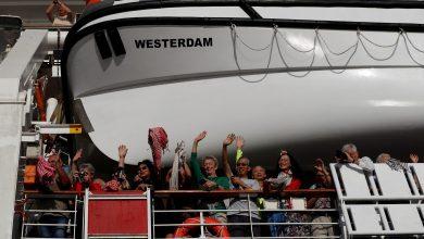 """Photo of ترامب يشكر كمبوديا على استقبالها سفينة """"ويستردام"""""""