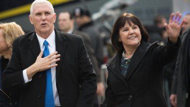 Photo of نائب الرئيس الأمريكي وزوجته يخضعان لفحص فيروس كورونا