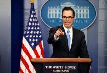 Photo of وزير الخزانة يتعهد بدفع المساعدات النقدية للأمريكيين بسرعة