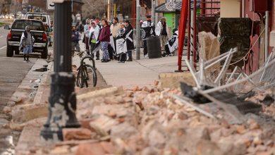 Photo of ولاية يوتا تتعرض لأقوى زلزال منذ 28 عامًا (صور وفيديو)