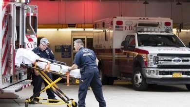 Photo of مستشفيات نيويورك على حافة الانهيار.. وعمدتها يدق ناقوس الخطر