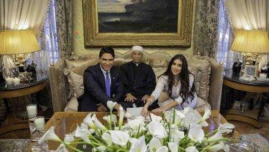 Photo of زواج الفنانة ياسمين صبري من رجل الأعمال أحمد أبو هشيمة