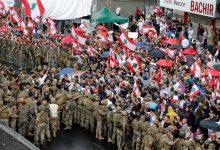 Photo of احتجاجات غير مسبوقة في لبنان بسبب الغلاء الفاحش وانهيار العملة