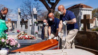 Photo of وفيات أمريكا تتجاوز 30 ألفًا.. ومقابر نيويورك تعجز على الاستيعاب