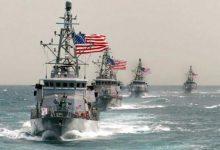 """Photo of أمريكا تستعرض وإيران تحذر: الخليج سيكون """"غير آمن"""" للجميع"""