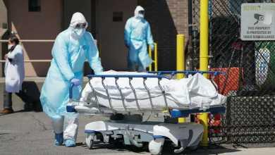 Photo of نيويورك تسجل تراجعًا ملحوظًا في أعداد الوفيات اليومية بكورونا