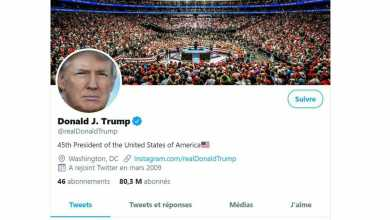 Photo of ترامب يهاجم تويتر عقب توسيم تغريداته بالمظلّله