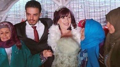 """Photo of خطأ على """"فيسبوك"""" ينتهى بزواج شاب تونسي من عجوز بريطانية"""