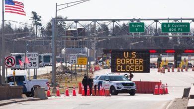 Photo of اتجاه لتمديد إغلاق الحدود بين أمريكا وكندا حتى نهاية يوليو