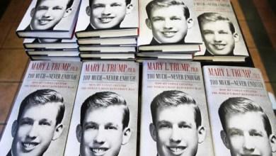 Photo of مبيعات كتاب ابنة شقيق ترامب تقارب المليون نسخة في اليوم الأول من صدوره