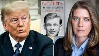 """Photo of عائلة ترامب تفشل مجددًا في منع نشر كتاب """"أخطر رجل في العالم"""""""