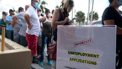 Photo of وزارة العمل: انخفاض طلبات إعانة البطالة خلال الأسبوع الماضي
