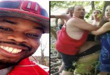 Photo of إدانة واسعة لاعتداء عنصري على مواطن أسود في ولاية إنديانا
