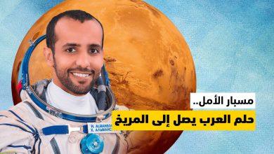 Photo of مسبار الأمل.. حلم العرب يصل إلى المريخ