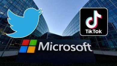"Photo of ""تويتر"" تنافس ""مايكروسوفت"" على شراء عمليات ""تيك توك"" في أمريكا"