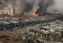 Photo of بيروت تحت الانفجار.. لحظات الرعب والدمار (صور وفيديو)