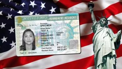 Photo of كيف تحصل على بطاقة الإقامة الدائمة في الولايات المتحدة؟!