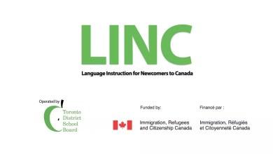 Photo of برنامج التدريب اللغوي للقادمين الجدد (LINC) …مجاني ومدعوم من قبل الحكومة الفدرالية