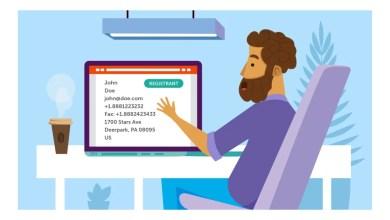 Photo of طريقة معرفة اسم صاحب الرقم عن طريق النت
