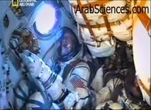 نظرة عن كثب : رحلة فضاء