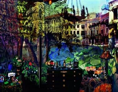 غرفة جلوس بمدينة البندقية