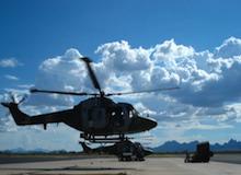 حروب المروحيات : مبارزة في الصحراء