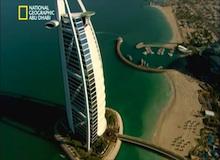هندسة عبقرية : برج العرب