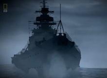 لحظات قبل الكارثة : سفينة بيسمارك