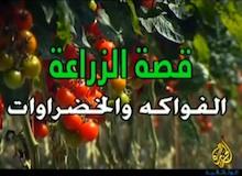 قصة الزراعة : الفواكه و الخضروات