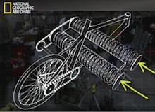 العلماء المجانين : أغرب دراجة في العالم