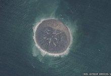 """صورة مقال : """"جزيرة الزلزال"""" التي ظهرت مؤخرا في باكستان"""
