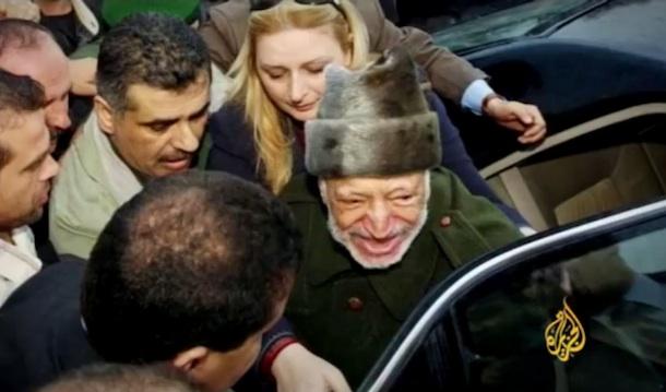 وثائقي مقتل عرفات ـ سرّ موته