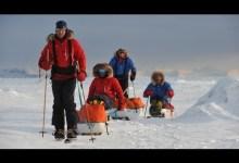 سباق إلى القطب الجنوبي