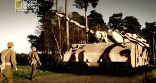 هياكل نازية عملاقة : الدبابات الخارقة