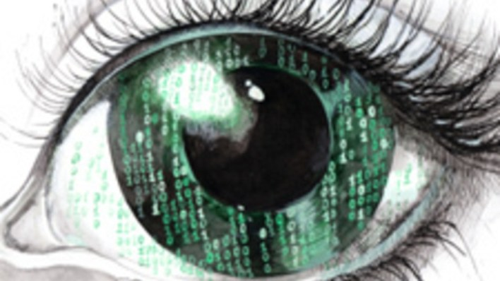 حجم العينان