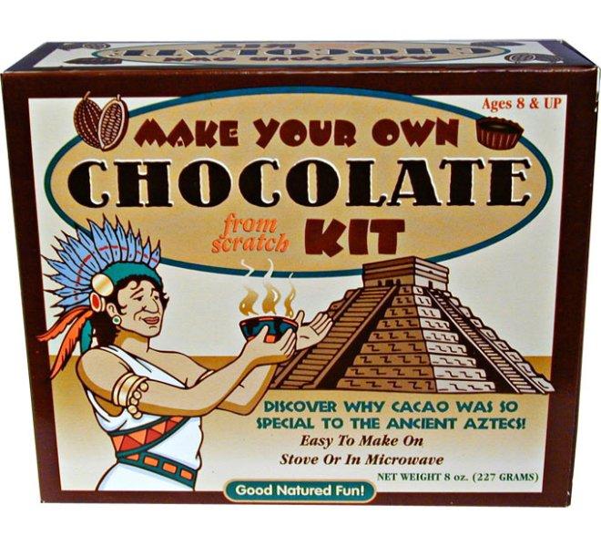 شعوب الأزتيك يعتبرون الشوكولاته كمنشط جنسي
