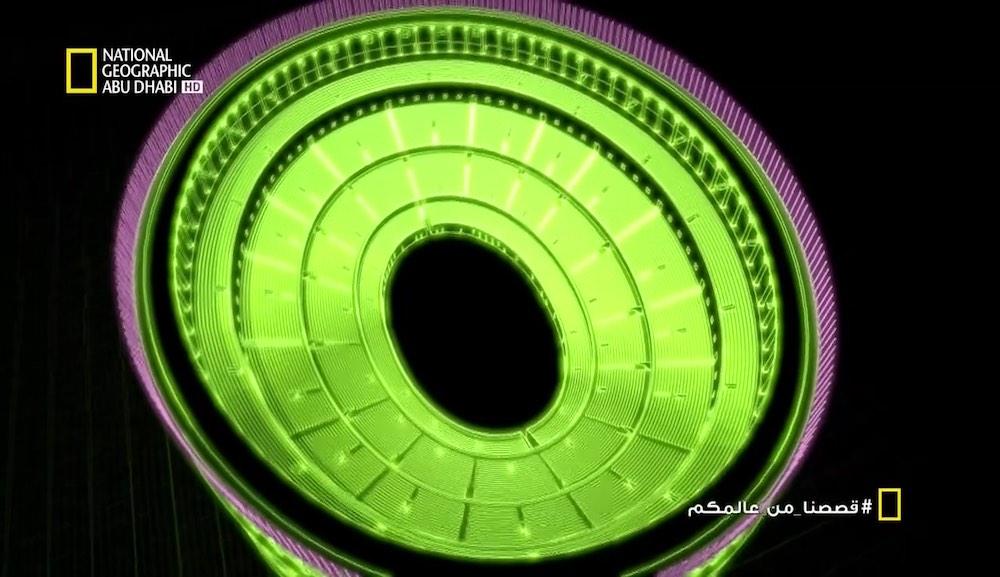 ماسحات الوقت الضوئية HD : الكولوسيوم - موقع علوم العرب