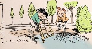 ماكس و موريس - قصة نجاح كتاب أطفال لا تصدق