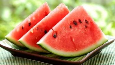 مقال - فوائد البطيخ الأحمر – كثير من الماء والفيتامينات