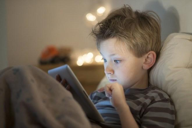 قدرة الأطفال على النوم